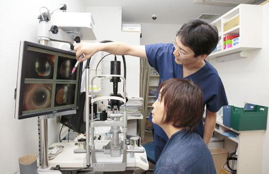 手術決定のイメージ画像